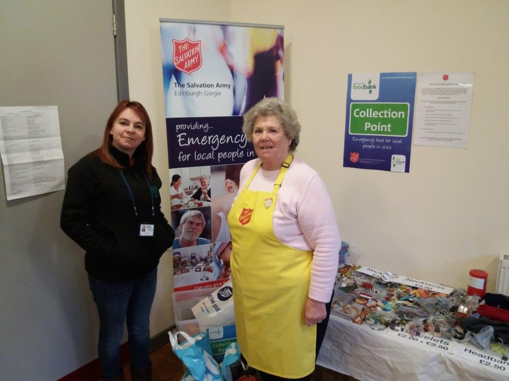 Sfha Food Bank Appeal Manor Estates Housing Association